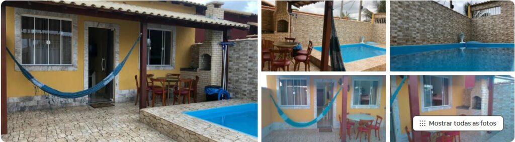 piscina no Condomínio Terra Mar