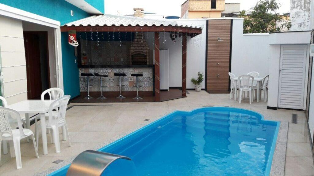 piscina da Casa de jogos