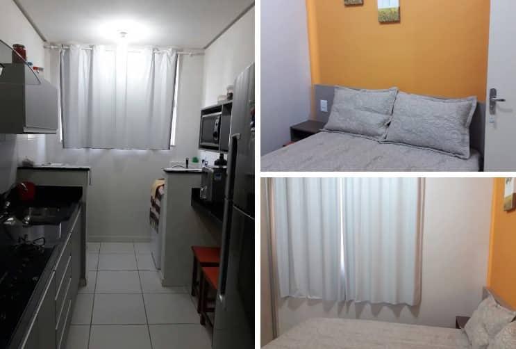 airbnb Apartamento Novo em Capitólio