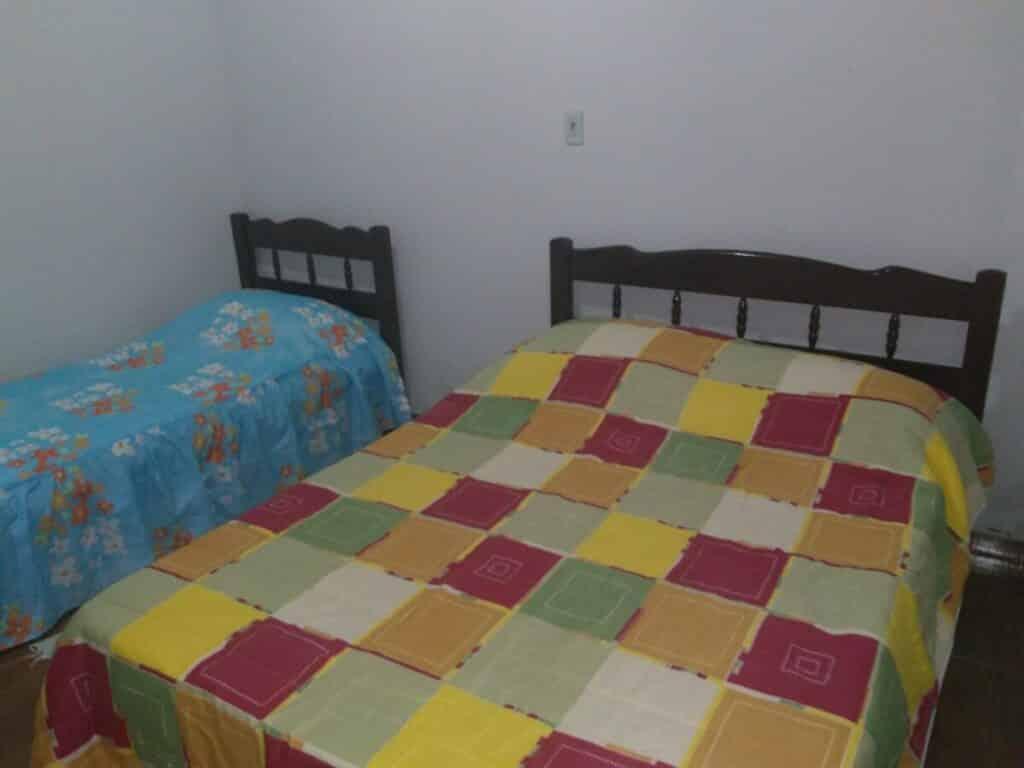 quarto da casa airbnb em aiuruoca