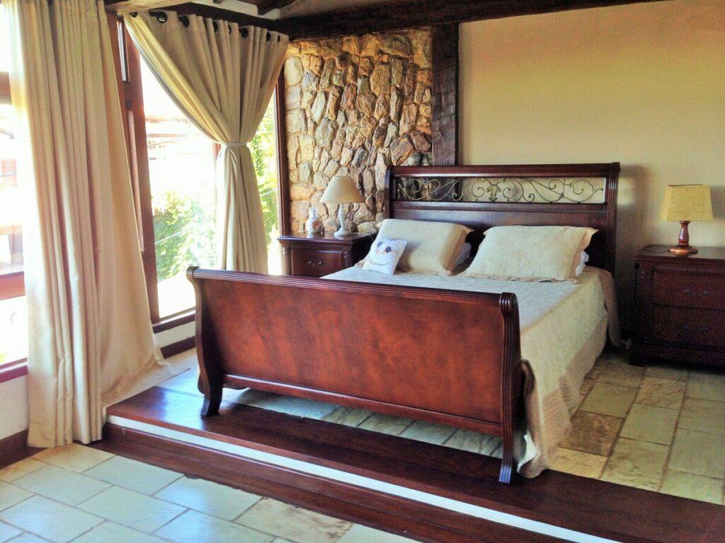 suíte da Casa airbnb com Conforto e Exclusividade em Búzios