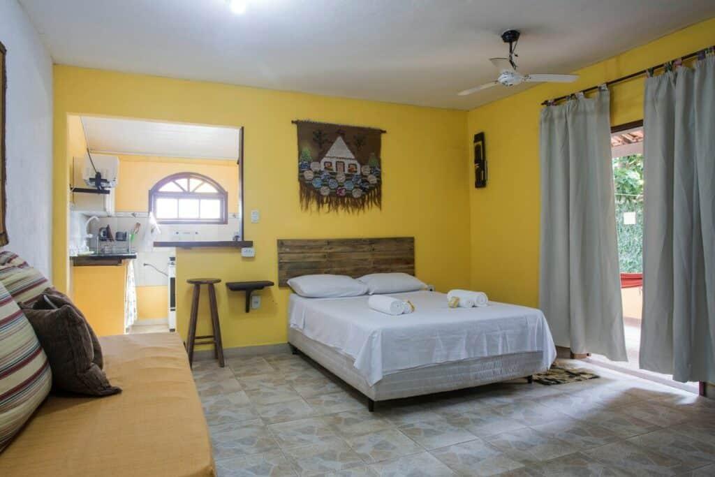 quarto da Casa do Murebe