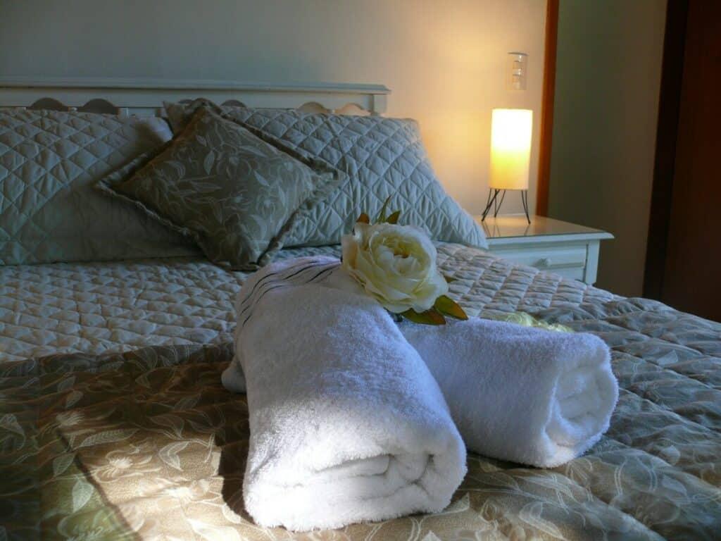 quarto do Airbnb Chalé Sans Souci em Búzios