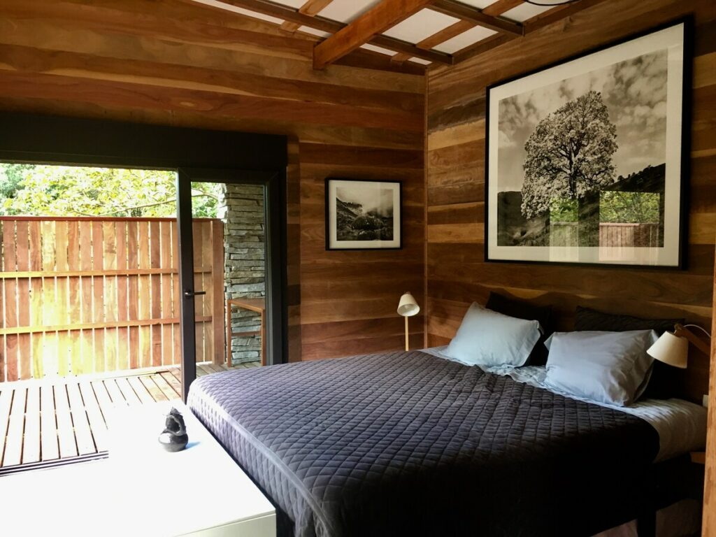 quarto no Mountain Lodge em Visconde de Mauá