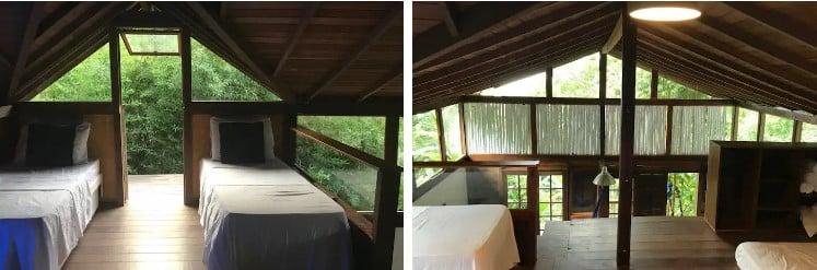 quarto da Rainforest House