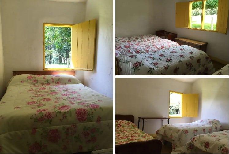 quartos da casinha do vovô