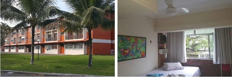 airbnb Quitinete Econômica e Completa em Angra dos Reis