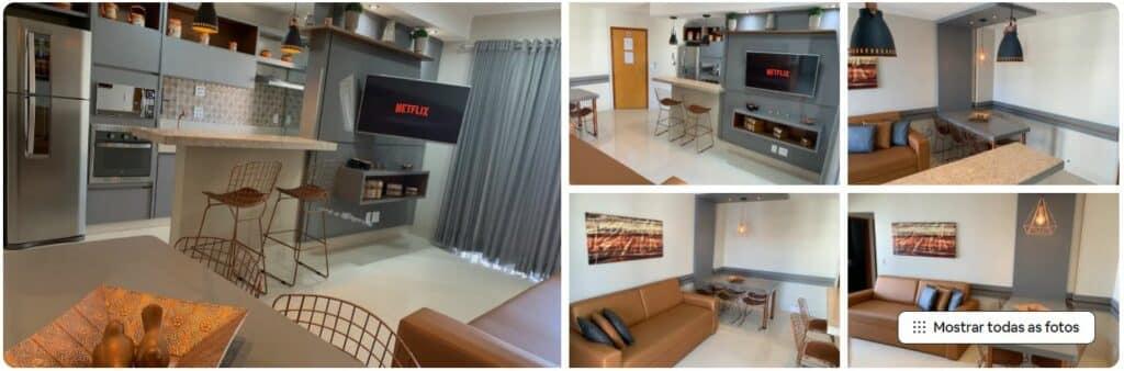 airbnb Caldas Novas