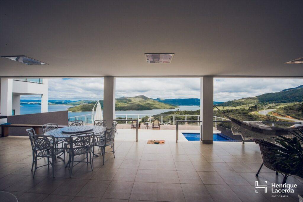 airbnb vista do lago de furnas