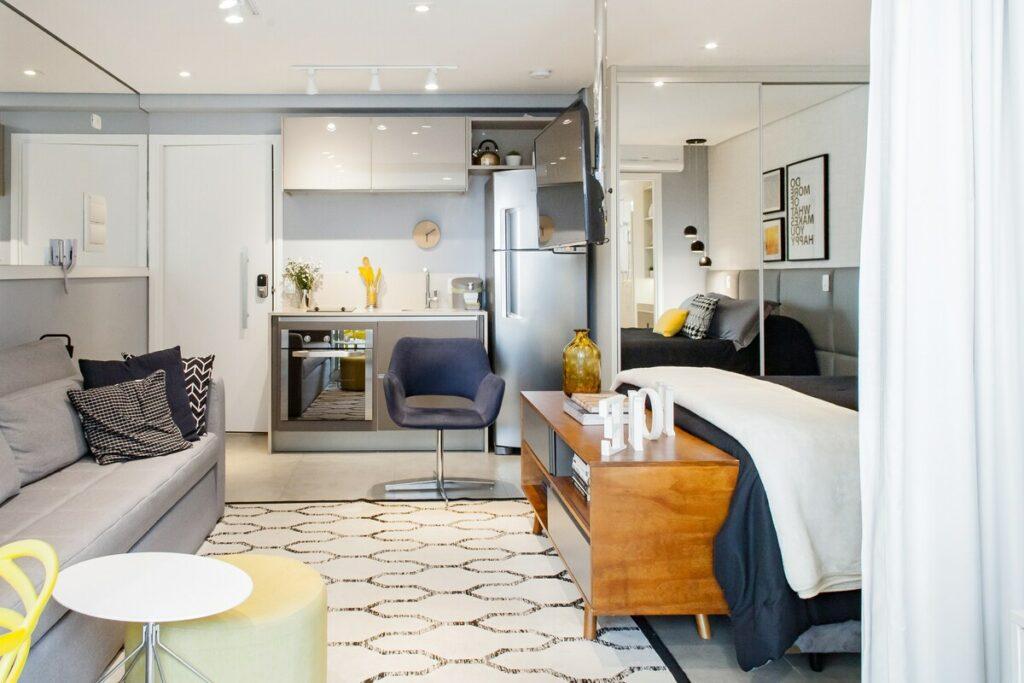 Apartamento Tranquilo com Piscina em São Paulo