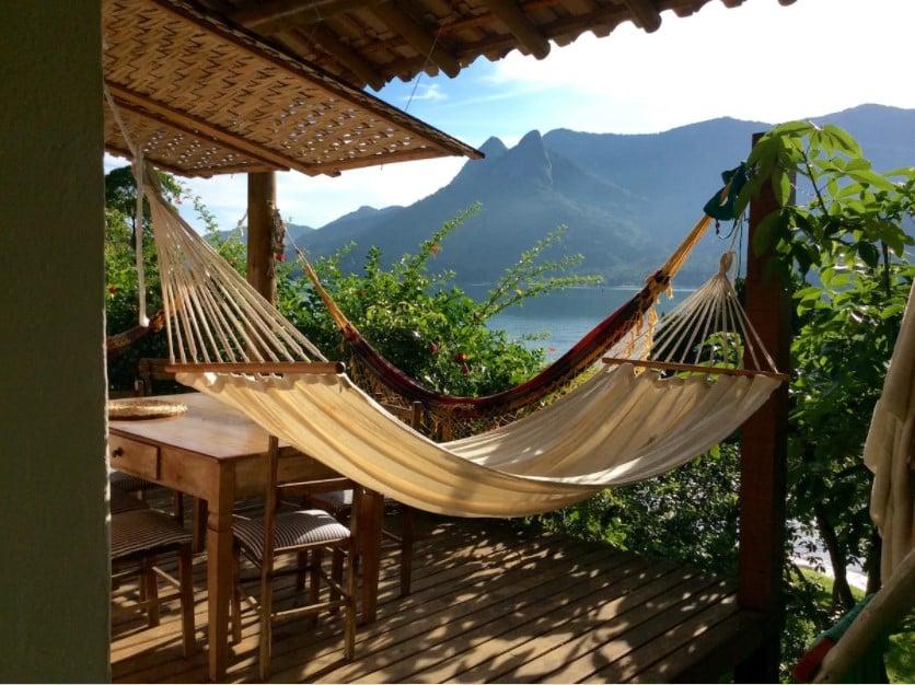 airbnb Casa Charmosa no Saco do Mamanguá em Paraty