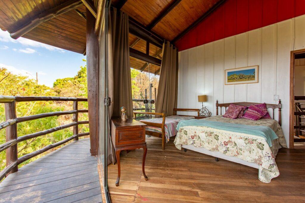Airbnb Lugar Mágico com Vista Deslumbrante