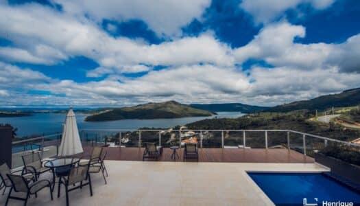 Airbnb em Escarpas do Lago – 10 Acomodações com Vista para o Lago