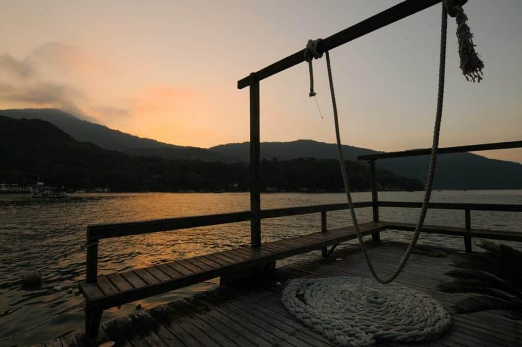 vista do Eco Boat House