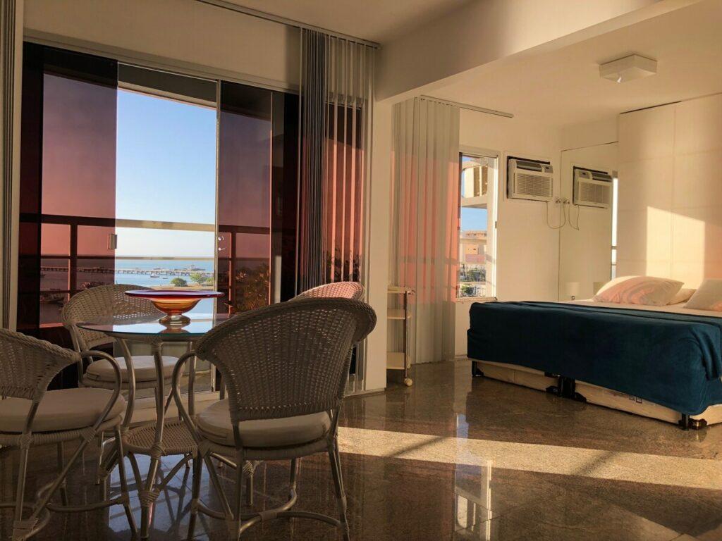 flat yacht coast mucuripe airbnb em fortaleza