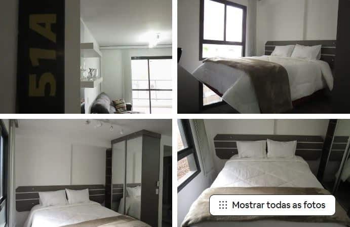 Airbnb em Curitiba