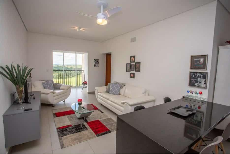 airbnb Apartamento com Vista Linda em Brotas