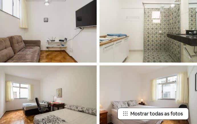 Airbnb em Belo Horizonte