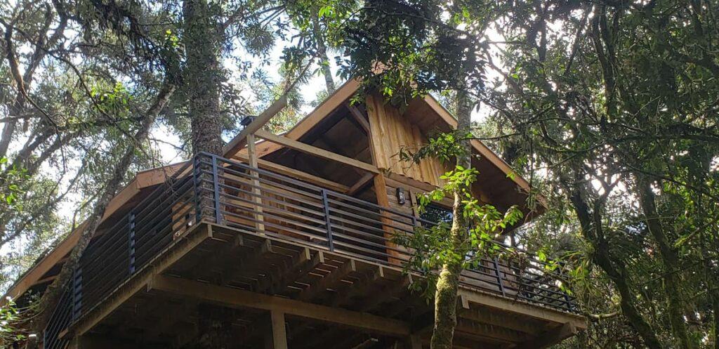 Um dos Airbnb em São Bento do Sapucaí