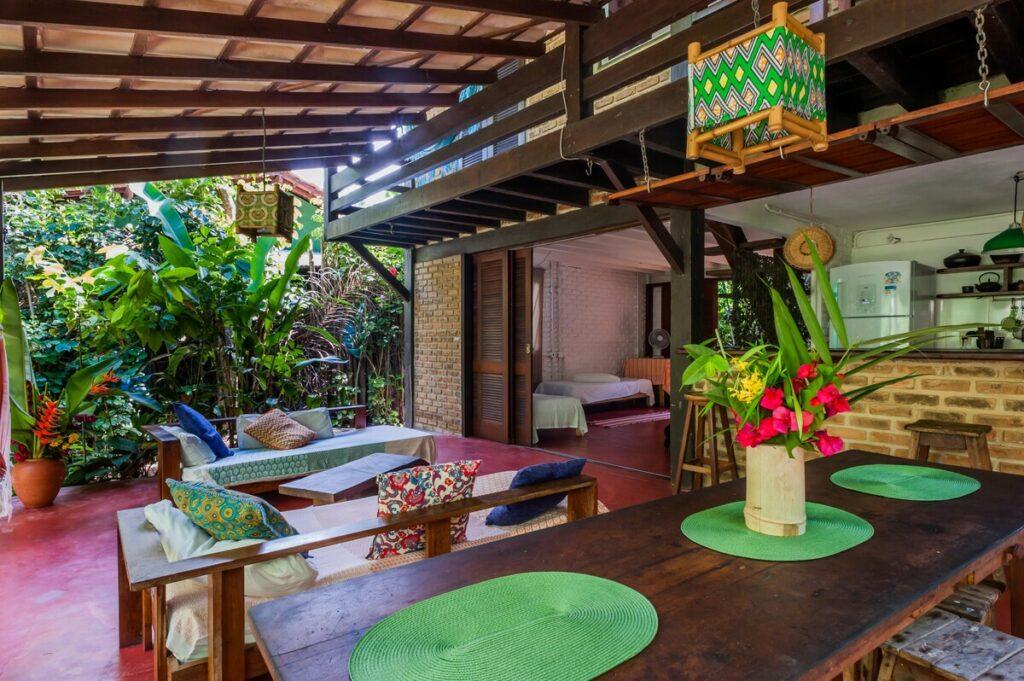 airbnb Casa Caju em Itacaré
