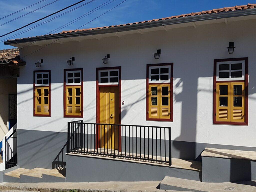 airbnb Casa Charme, Conforto e Modernidade em Ouro Preto