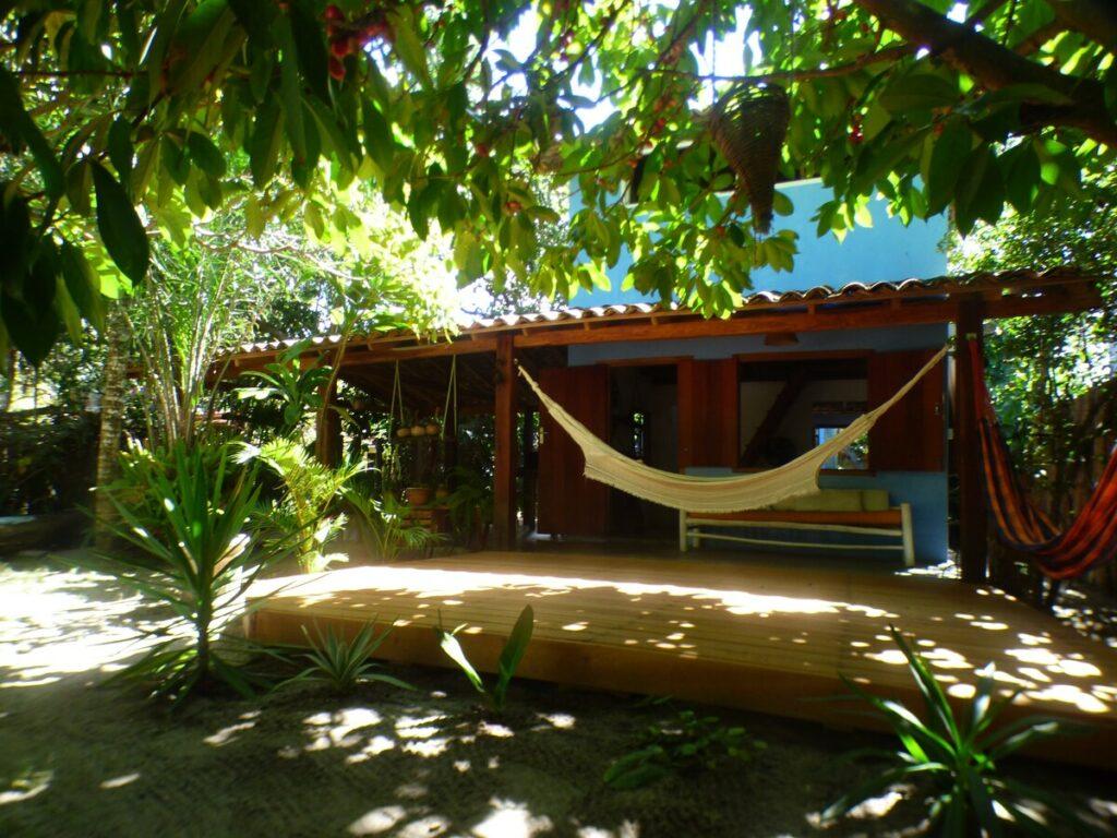 airbnb Casa Charmosa a 100 m da Praia de Caraíva