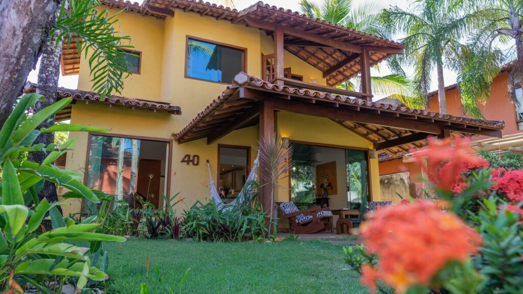 airbnb Casa com Piscina na Praia em Arraial d'Ajuda