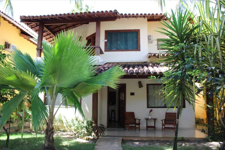 airbnb Casa de Praia em Arraial d'Ajuda