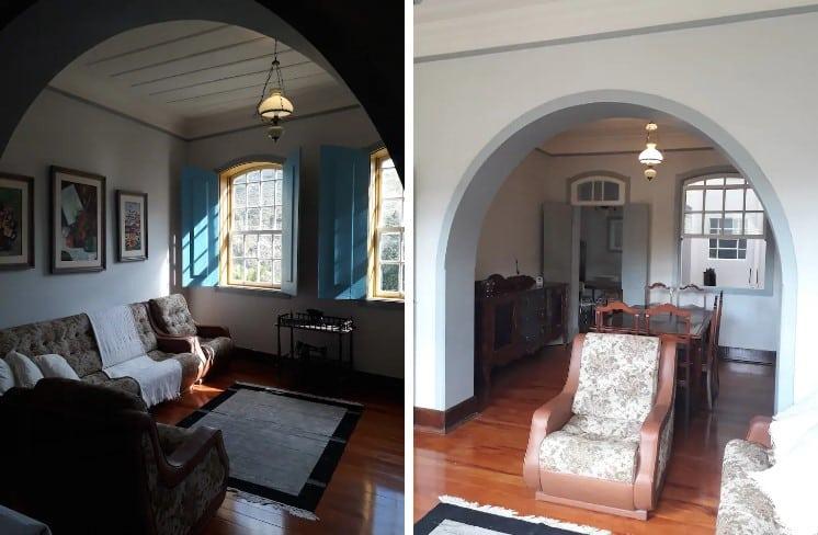 Casa Inteira airbnb no Centro Histórico de Ouro Preto