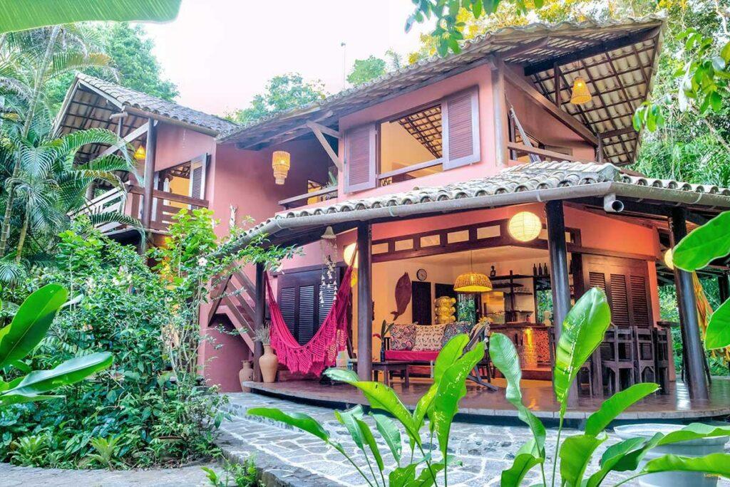 airbnb Casa Pitanga na Praia da Concha em Itacaré