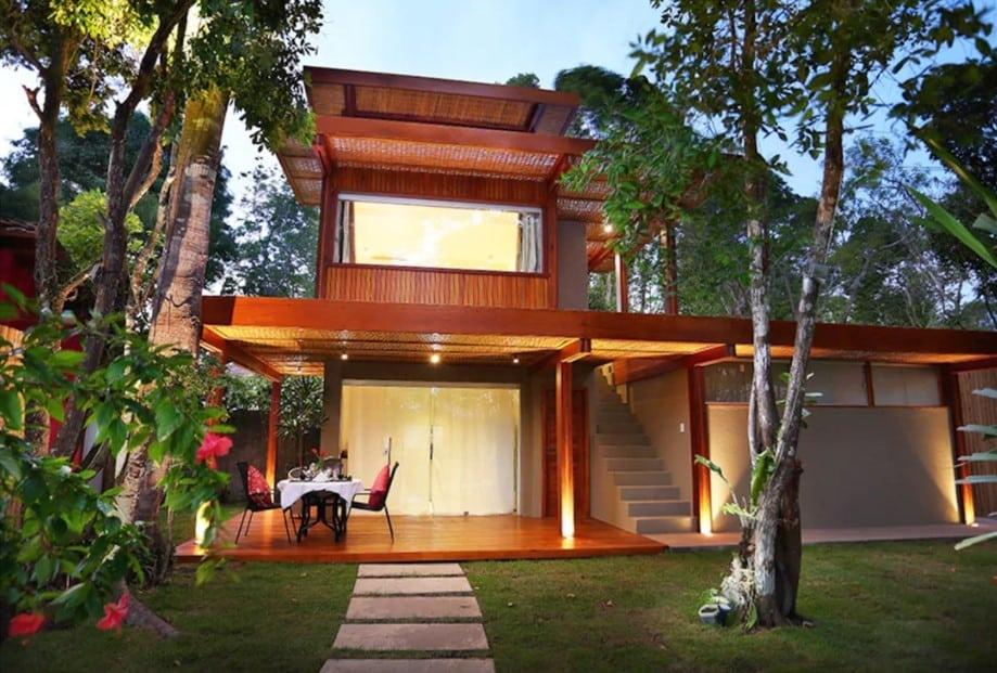 Airbnb Casa Sabiá em Arraial d'Ajuda