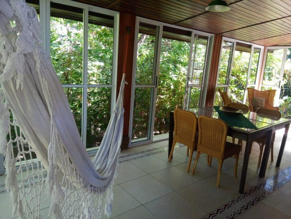 airbnb Chalé no Condomínio Morada Canto Verde em Imbassai