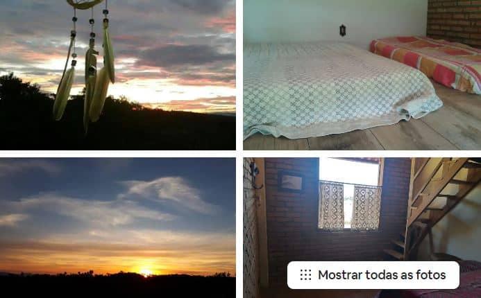 airbnb em Ibitipoca