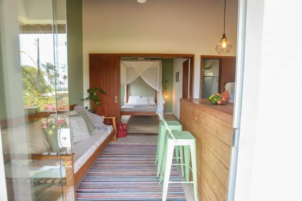 airbnb Chalé Villa Estrela em Itacaré