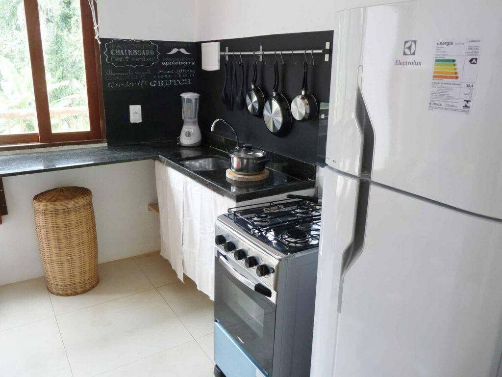 cozinha da Vila Engawa