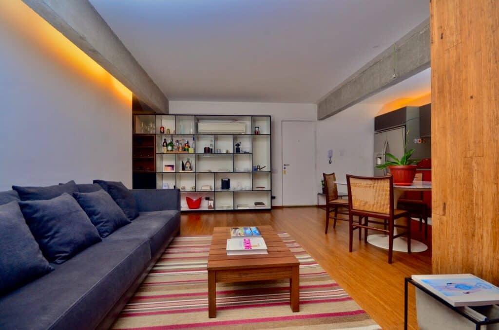 Cozy design flat near the Ibirapuera Park