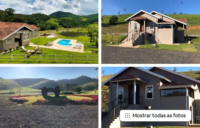 airbnb em Santo Antônio do Pinhal