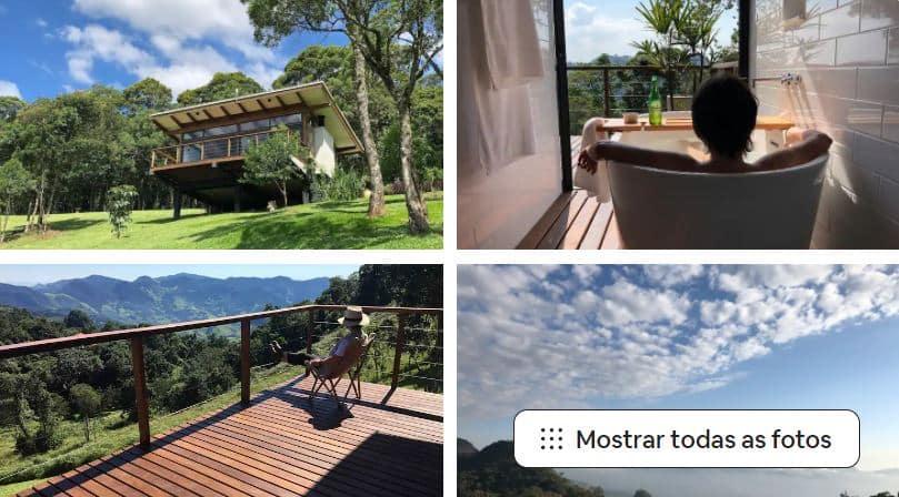 Um dos Airbnb em Gonçalves