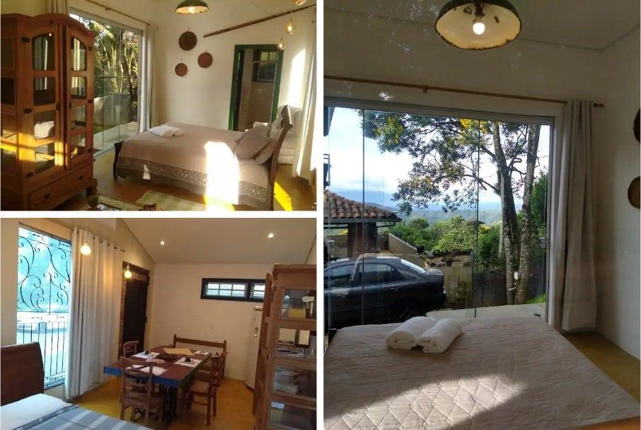 airbnb Gudhu - Chalé Aconchego nas Montanhas em Ouro Preto