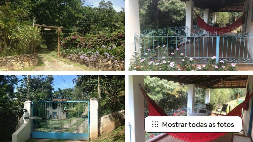 Fotos de um dos Airbnb em Serra Negra
