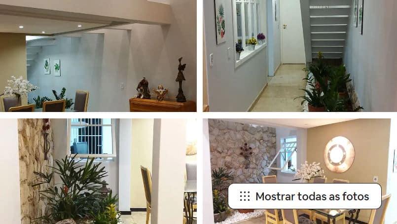 Um dos Airbnb em São João del Rei