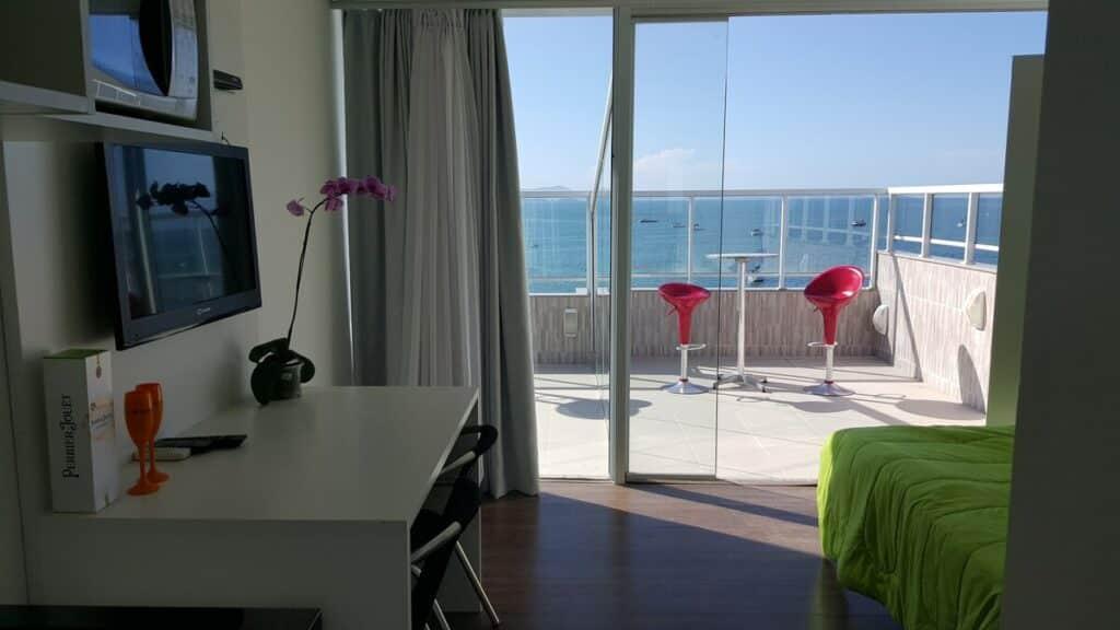 airbnb Mergulho no Mar de Jurerê Internacional