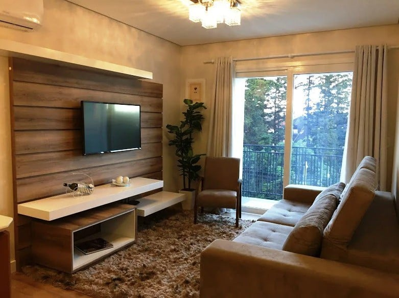 Novíssimo Apartamento na Vila Suíça em Gramado