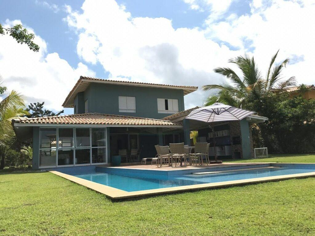 airbnb Paraíso a Beira-Mar na costa do sauipe