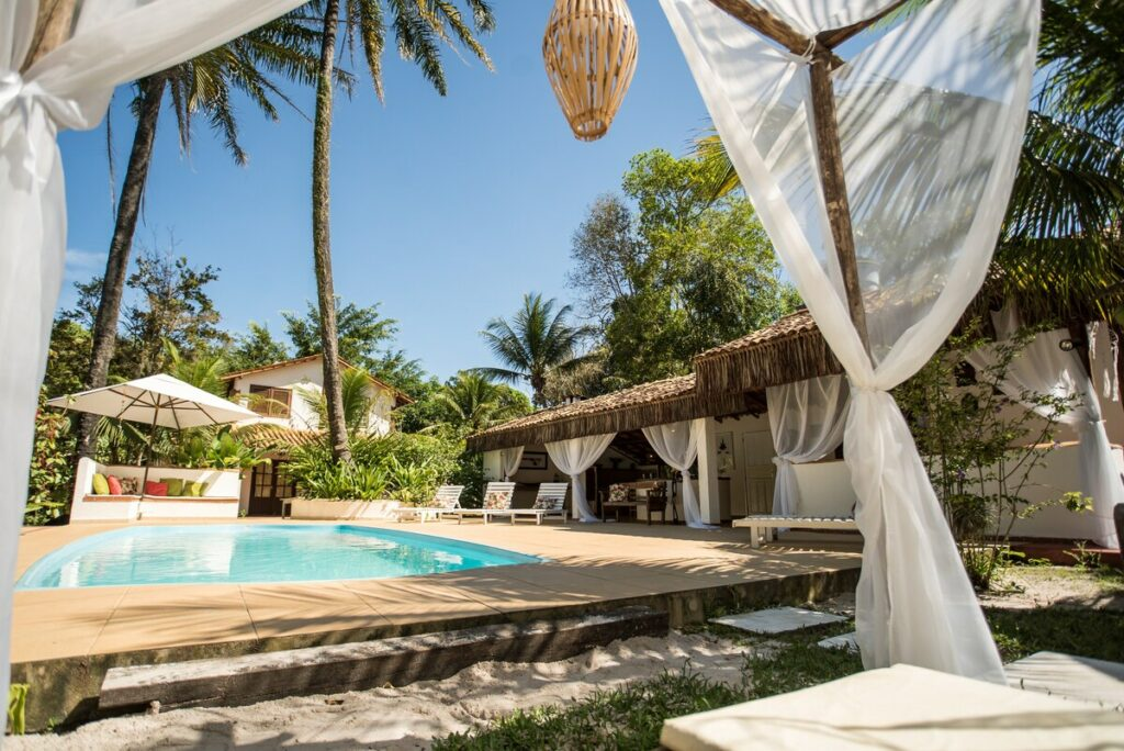 piscina da Vila Rosa dos Ventos