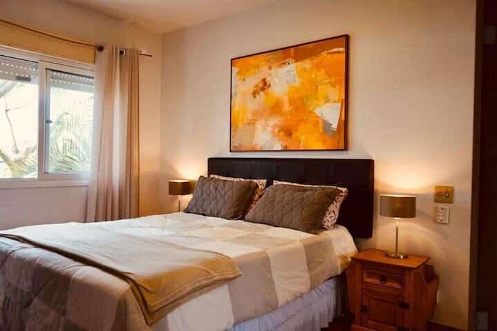 suite do Apartamento com a Melhor Localização