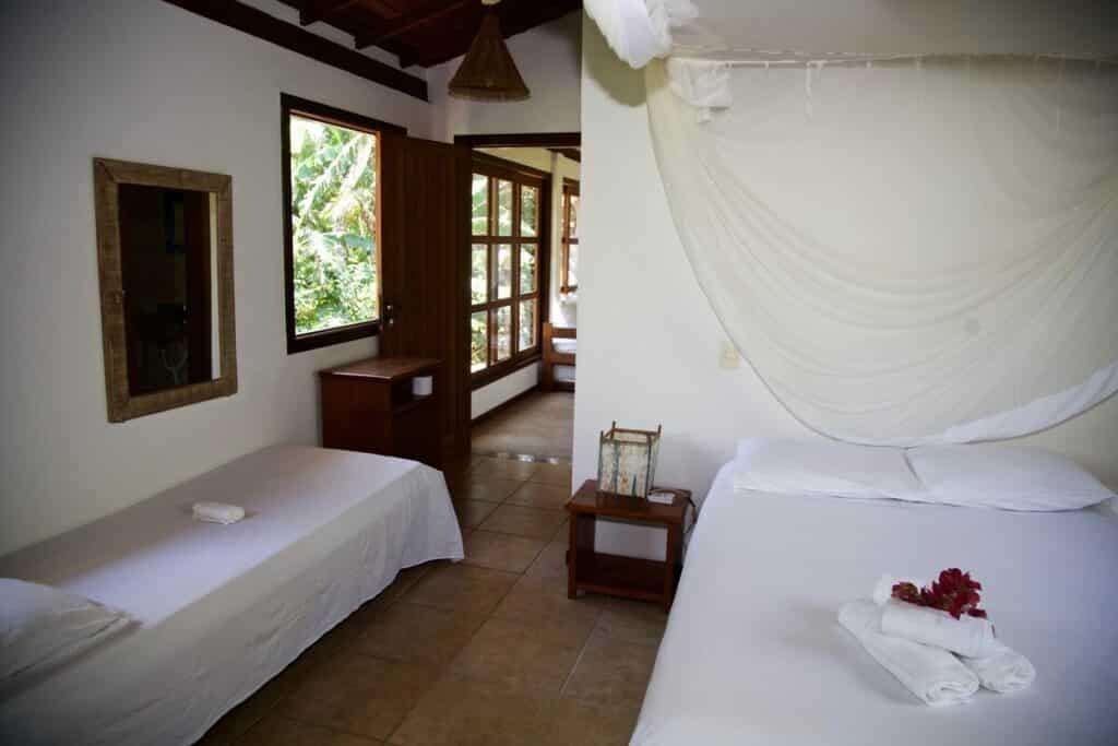 quarto do airbnb Casa da Beatriz em Trancoso
