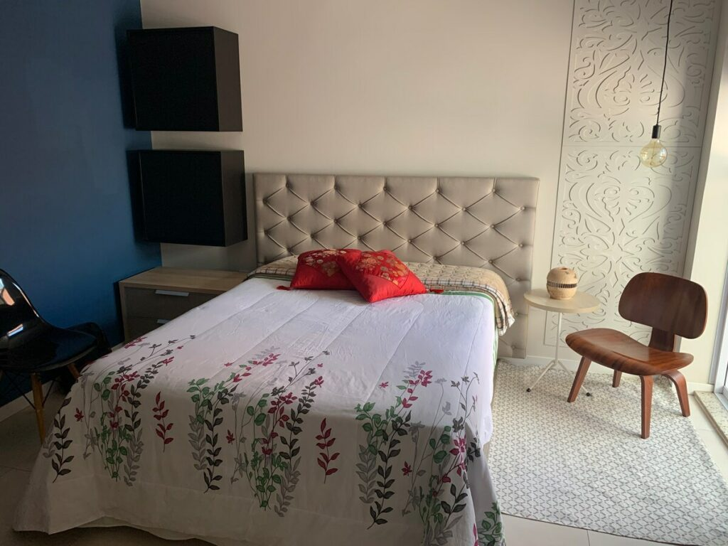 quarto do airbnb Lindo Loft Próximo ao Centro Histórico em ouro preto