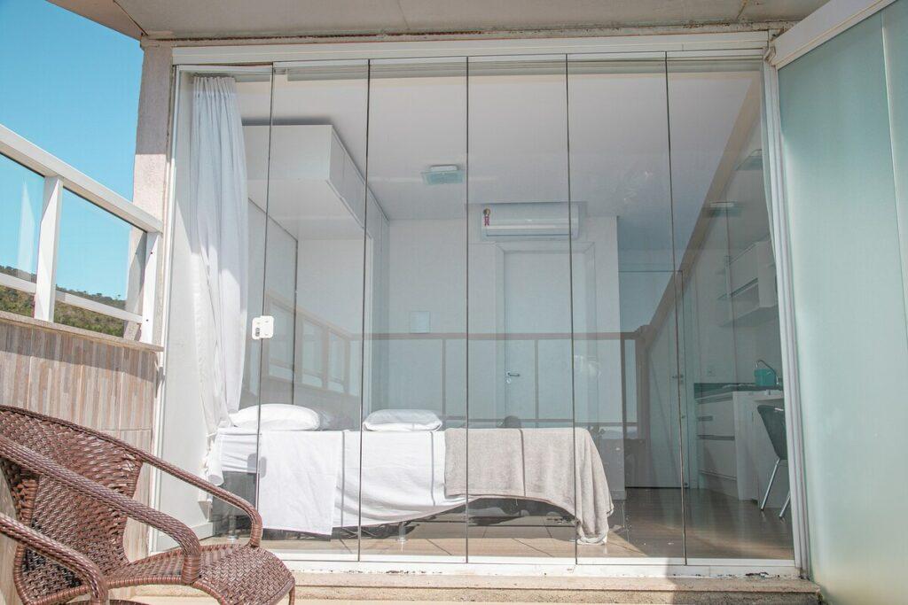 quarto do Mergulho no Mar de Jurerê
