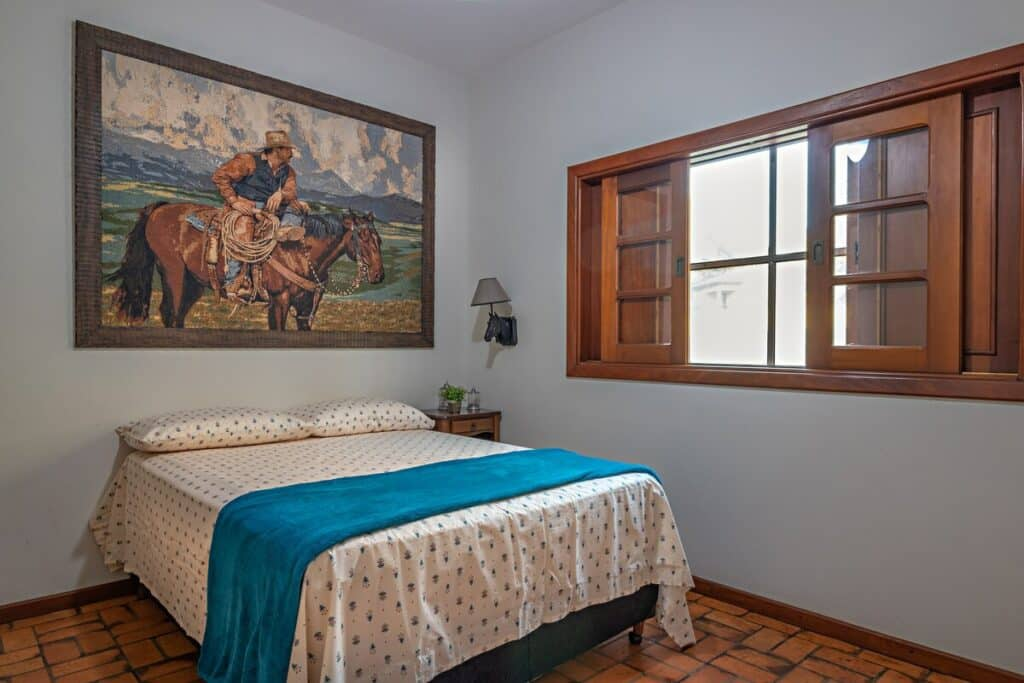 quarto do Rancho Santa Maria